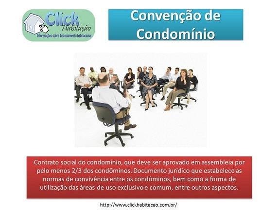 Convenção de Condomínio - Taxa de condomínio