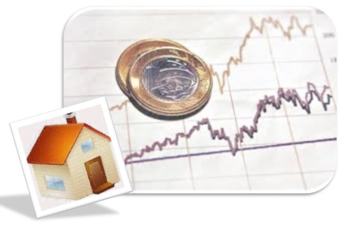 Crédito Imobiliário e PIB: Cresce a participação